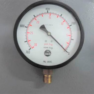 Manovacuômetro